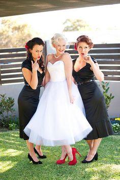 LOVE the whole look! Perfect bridesmaid dresses!!!!!!!!!!!! @Kanisha Katko @Amber Turner @Caitlan Morris