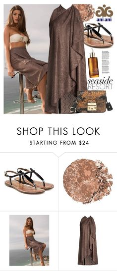"""Ani Ani"" by gaby-mil ❤ liked on Polyvore featuring Sam Edelman, swimwear, beachwear, resortwear, luxury and aniani"
