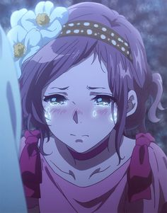 violet evergarden uploaded by ゼルダ♡ on We Heart It Anime Girl Crying, Sad Anime Girl, Kawaii Anime Girl, Anime Art Girl, Manga Girl, Anime Gifs, Anime Oc, Chica Anime Manga, Anime Chibi
