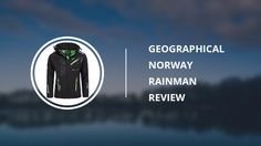 Geographical Norway Rainman Softshell Jacket for Men - Review