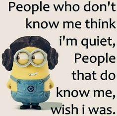 Quiet?