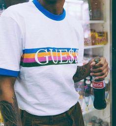 Guess x ASAP Rocky