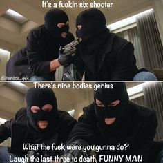 Boondock saints Boondock Saints Quotes, The Boondock Saints, Wonder Boys, All Saints Day, Boondocks, Saint Quotes, Stuff And Thangs, Man Humor, Movies Showing