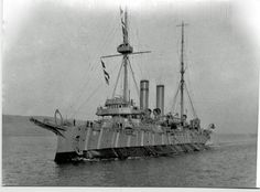 Unknown Ship, probably in the Mediterranean during the Gallipoli Campaign