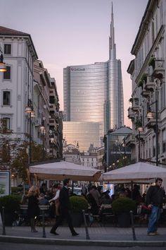 Corso Garibaldi, Milano - Italy