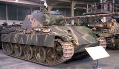 German Panzer V Panther