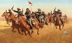 Buffalo Soldier - Bing images