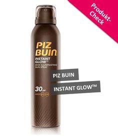 PIZ BUIN INSTANT GLOW Spray. Noch was tolles zum bewerben.Wo? Bei #konsumgoettinnen.de