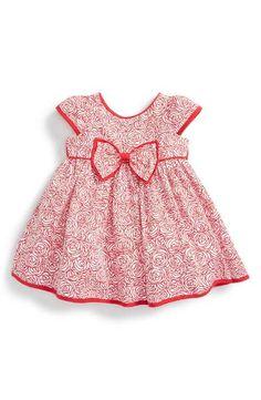 Biscotti Rose Reflection Dress (Baby Girls) Source by deanneashbocker de moda Baby Girl Frocks, Frocks For Girls, Toddler Girl Dresses, Little Girl Dresses, Girls Dresses, Baby Dresses, Dresses Dresses, Baby Dress Design, Baby Girl Dress Patterns