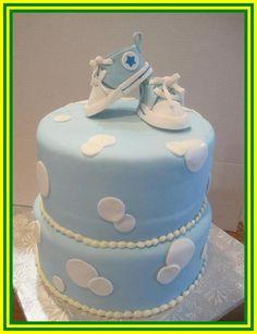 Baby Shower Cake Girl Sayings Cute Baby Shower Gifts, Tea Party Baby Shower, Baby Shower Table, Baby Shower Cakes, Baby Boy Shower, Baby Boy Cakes, Cakes For Boys, Girl Cakes, Cute Baby Boy