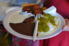 A weekly pop-up that rotates homemade Guatemalan, Salvadoran, Oaxacan and Mexican food? Yup It's been going on for the last 11 years too. Sorry Chef Ludovic Lefebvre, Santa Cecilia Church in South L.A. has got you beat! Check out my latest for Sonic Trace, thanks Paola Briseño González for the find.