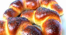 Bread Recipes, Cooking Recipes, Bread Dough Recipe, Czech Recipes, Oreo Cupcakes, Home Baking, Bread Rolls, Pavlova, Graham Crackers
