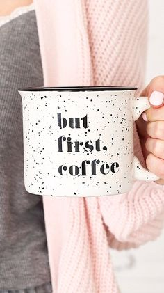 But First, Coffee Campfire Coffee Mug