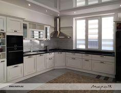 Мебель для кухни: кухня Patrizia в стиле неоклассика - Фабрика Мария - Мебельная Фабрика Мария