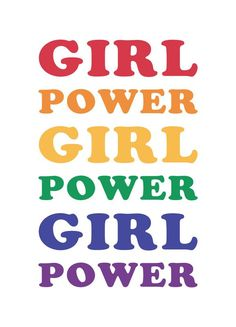 GRL PWR GRL PWR by JUNIQE | #Typography #Symbols #Motivational #Quotes #Slogans #Multicoloured #White #JUNIQE | See more designs at www.juniqe.co.uk Kids Bed Linen, Grl Pwr, Typography Quotes, Power Girl, Book Gifts, Kid Beds, Monday Motivation, Mood Boards, Childrens Books