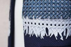 Nadia Scullion  - Unexpected fabrics