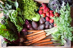 10 Tips for Becoming a Farmers Market PhD - see link.