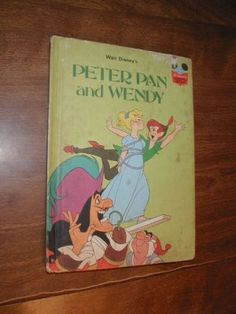 $2.50 Peter Pan and Wendy (Disneys Wonderful World of Reading) (1981)