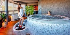 v saunovém světě pro 1 nebo 2 osoby Saunas, Tub, Relax, Wellness, Outdoor Decor, Home Decor, Bathtubs, Decoration Home, Room Decor