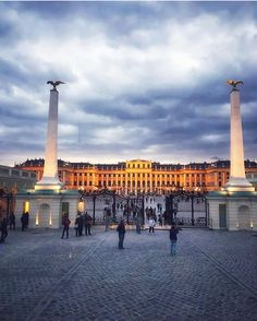 Schloß Schönbrunn Heart Of Europe, Adventure Travel, Places Ive Been, Germany, Explore, Country, City, World, Instagram