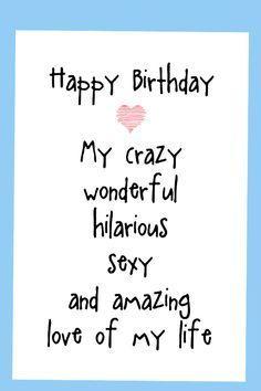 Funny Wife Birthday Funny Birthday Card Boyfriend Cute Card For Girlfriend Funn Birthday Wishes For Boyfriend Birthday Quotes For Him Happy Birthday For Him