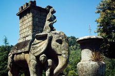 Sacro Bosco/Parco dei Mostri: Der seltsame Park der Ungeheuer bei Rom