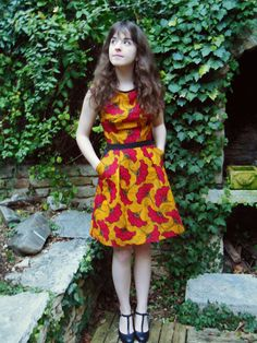 Lola Couture : Africa Belladone