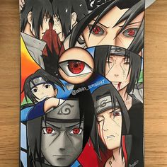"6,250 Likes, 86 Comments - Albin Smaili (@albin_smaili97) on Instagram: ""Itachi Evolution finally complete . What do you guys think? #animedrawing #anime_famous #manga…"""