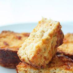 ... | Cauliflowers, Cauliflower Fritters and Cauliflower Cheese Patties