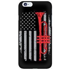American Trumpet iPhone 5/6 Case
