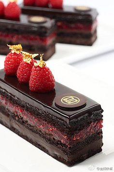 Chocolate cake...