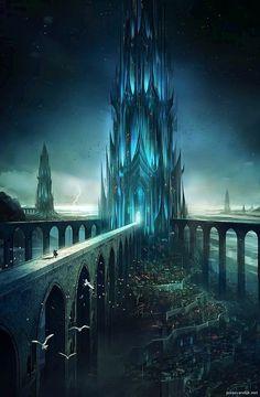 castillo de las bestias- Normenia