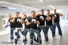 Nenäpäivä-huutokaupassa: Treenivinkkejä ja tapaaminen Scandinavian Hunksien kanssa!  #Huutonet