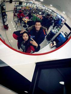 Park Shin Hye shares cute photos taken with Kim Woo Bin and Lee Min Ho | allkpop.com