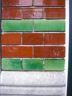 glazed brick #10