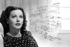 """Como Hedy Lamarr Inventou a primeira tecnologia sem fio Triste por ser considerada pela sua aparência, a """"mulher mais bela do mundo"""" resolveu desenvolver um sistema de comunicação secreta que poderia interceptar submarinos nazistas."""