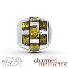 This barrel charm is the perfect addition to your Star Wars Charmed Memories bracelet!