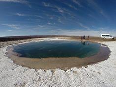 Lagunas Escondidas para se surpreender