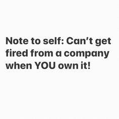 One of the many things I love about being the boss! I own my ish! Affirmations For Women, Money Affirmations, Positive Affirmations, Positive Quotes, Instagram Bio, Instagram Quotes, Motivational Quotes For Women, Inspirational Quotes, Note To Self Quotes