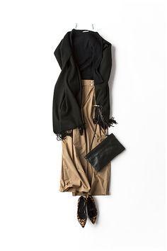 Kyoko Kikuchi's Closet | ジェーンバーキンを意識したクラシカルスタイル
