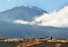 ultra trail mount fuji
