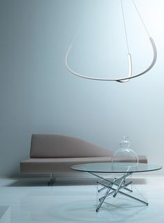 LED pendant #lamp ALYA by NEMO | #design Gabriele Rosa @NEMO Lighting