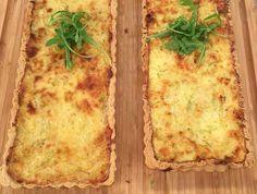 Εύκολη λαχταριστή τάρτα με πράσο και τυρί. Healthy και ελαφρύ. Starters, Lasagna, Quiche, Recipies, Brunch, Pizza, Cooking, Breakfast, Ethnic Recipes