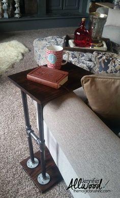 Armchair Table  | The Magic Brush Inc