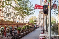 Espresso (c) STADTBEKANNT - Das Wiener Online Magazin Vienna, Espresso, Street View, Travel, Road Trip Destinations, City, Voyage, Viajes, Traveling