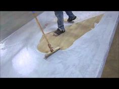 Epoxy Flooring / Chip Coating - Fort Wayne - Toledo.  Repin & Click For More Info or Quote @ Your Home / Business.