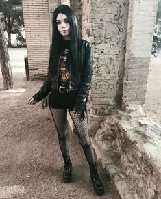 Hipster Outfits, Grunge Outfits, Punk Outfits, Gothic Outfits, Fashion Outfits, Mom Outfits, Hipster Goth, Indie Outfits, Ladies Fashion
