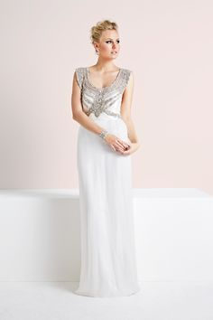Anna Campbell 'Giselle' gown