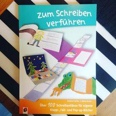 """173 Likes, 13 Comments - Froileins Kunterbunt 🎨 (@_froileinskunterbunt) on Instagram: """"Auch dieses Buch ist heute gekommen! Es sind wundervolle Ideen darin um die Kinder zum Schreiben zu…"""""""