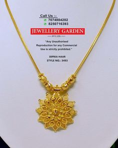 Anchal Gold Necklace Simple, Gold Jewelry Simple, Gold Necklaces, Gold Chain Design, Gold Jewellery Design, Gold Pendent, Gold Mangalsutra Designs, Antique Necklace, Jewels